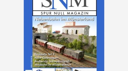 Spur Null Magazin 26