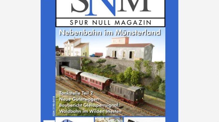 Spur Null Magazin 26