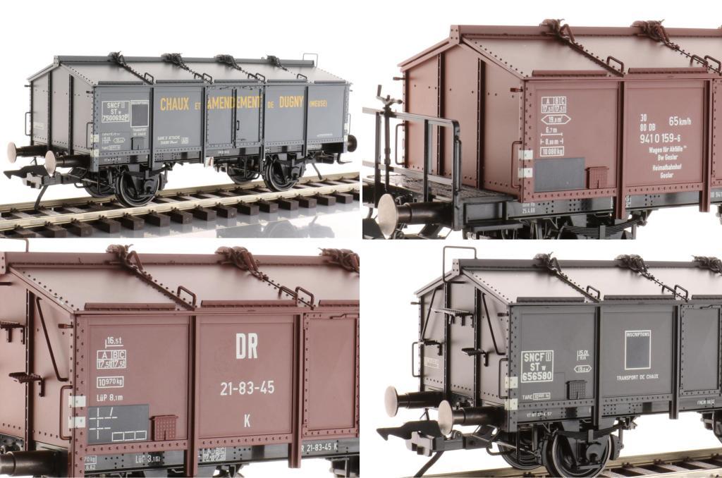 Bedruckungsvarianten des K25