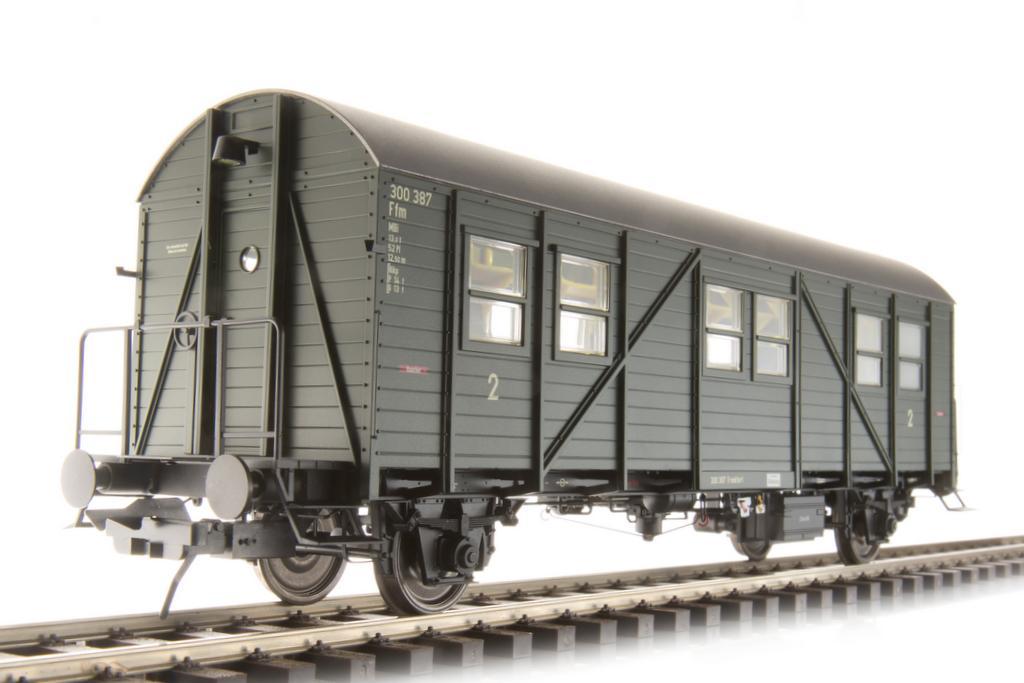 Behelfspersonenwagen MCi 43 von Lenz