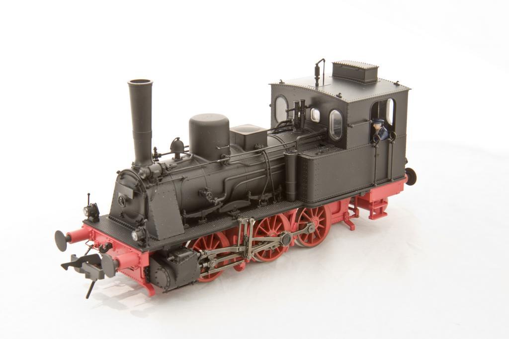 Preußische T3, BR 89, Messemuster