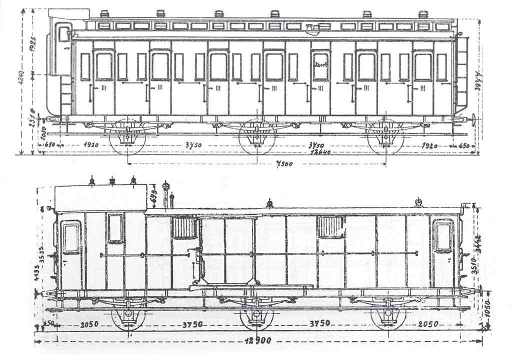 Preußische Personenwagen