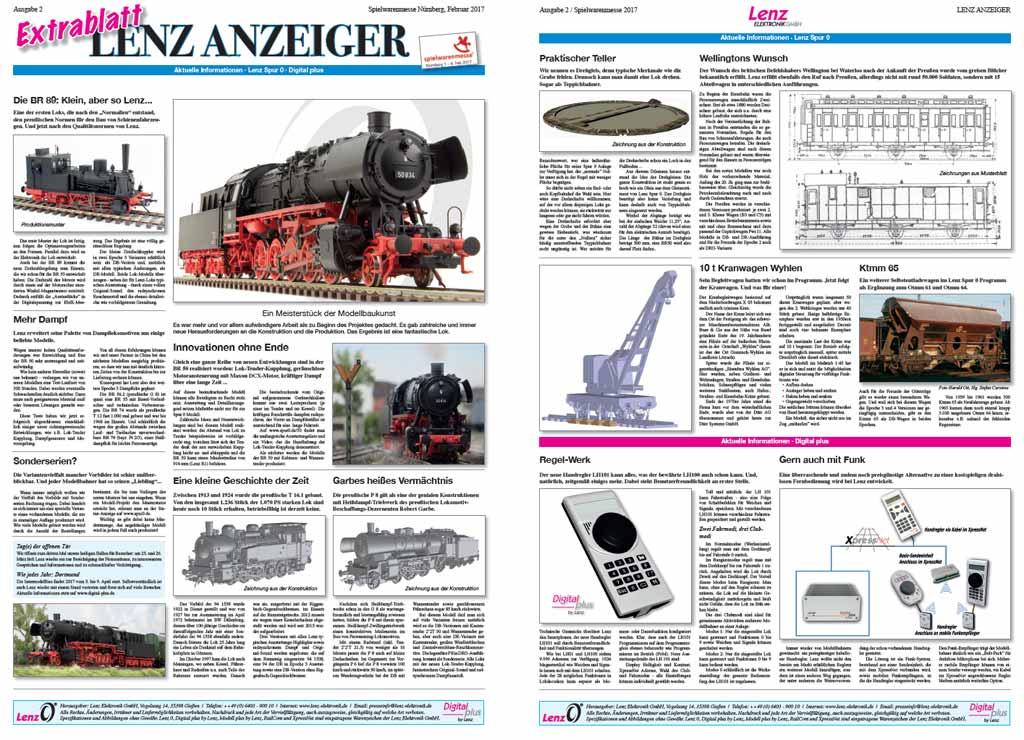 Lenz Anzeiger 2017