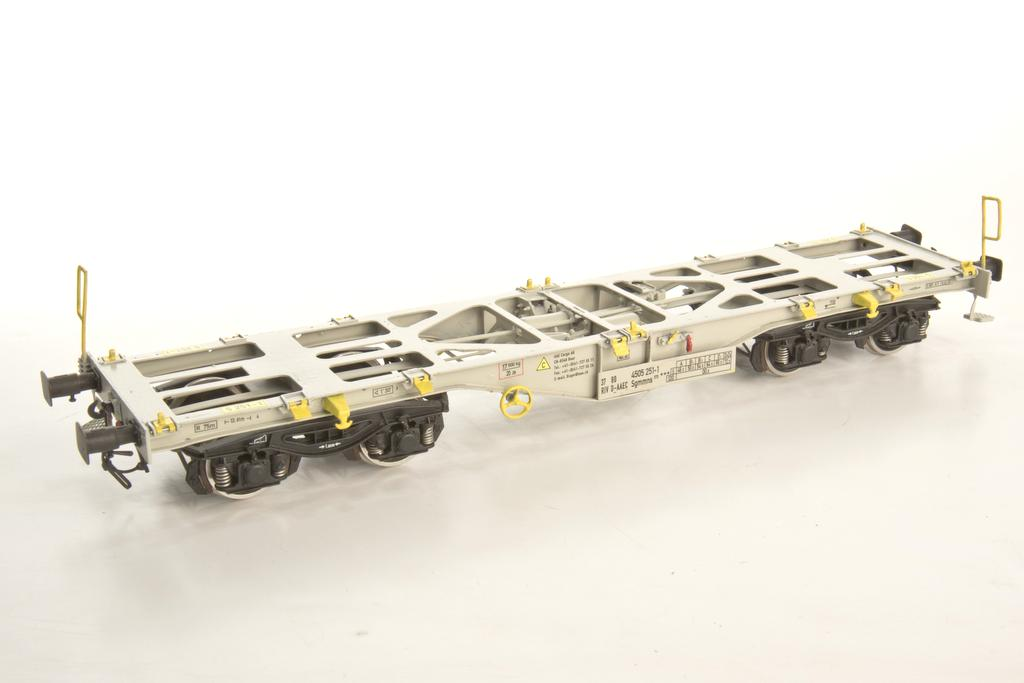 Adger Modellteknikk Containertragwagen Sgmmns