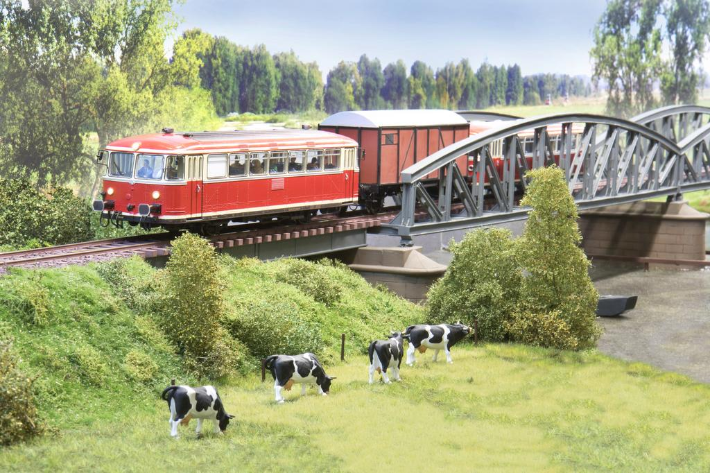 Durch das Teufelsmoor mit den Modellbahnfreunden Osterholz-Scharmbeck