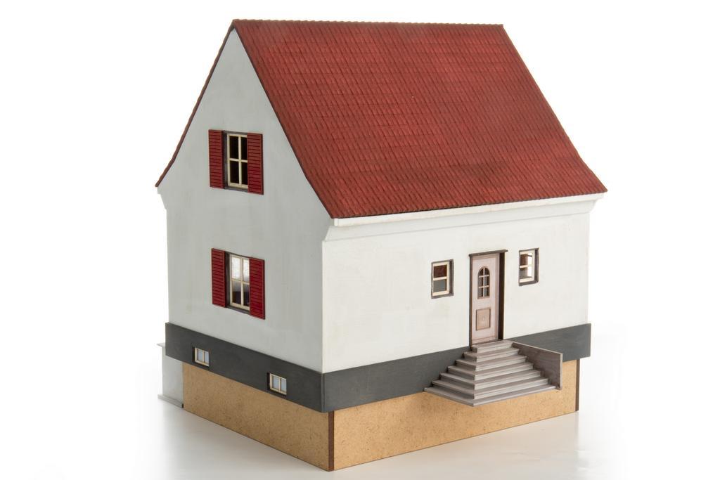 Siedlungshaus mit Keller