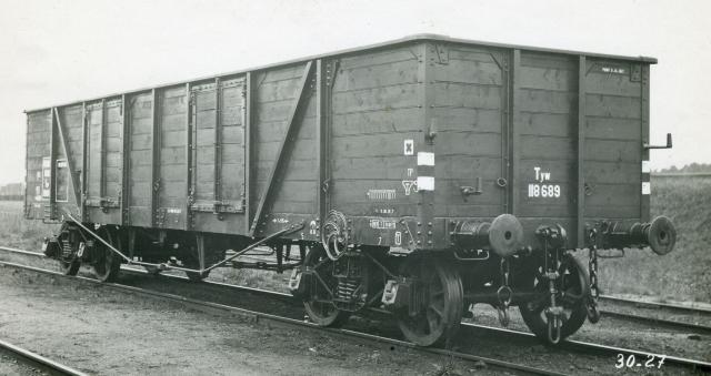 Hochbordwagen