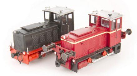 Jung L10B Schmalspur Diesellok