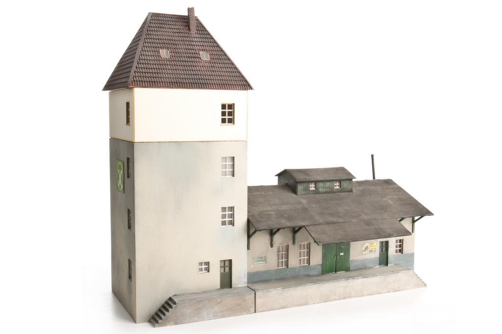 Zapf Lagerhaus mit Zusatzetage