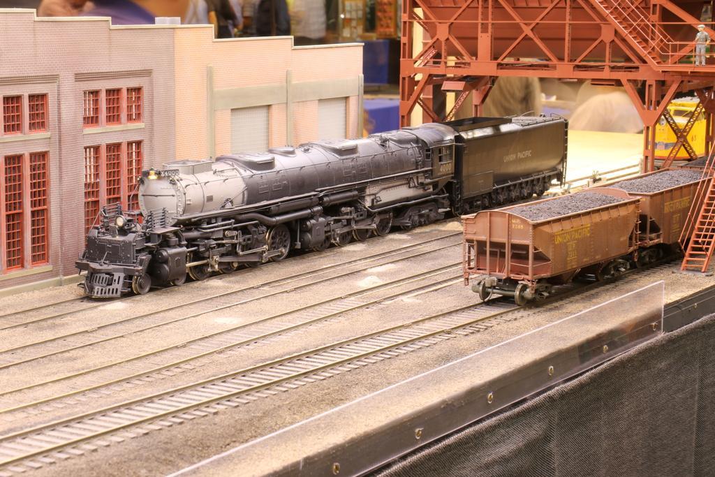 Anlage Laramie Engine Terminal 4