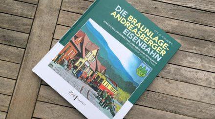 Die Braunlage Andreasberger Eisenbahn - von Otto O. Kurbjuweit