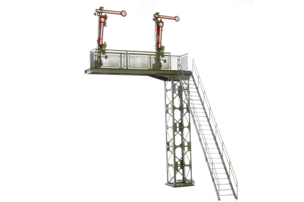 Moog Signalbrücke 2 gleisig