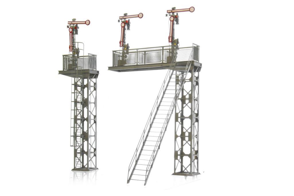 Schürhakengestell mit 7 Werkzeugen und Stecksockel Messing-Handarbeitsmodell