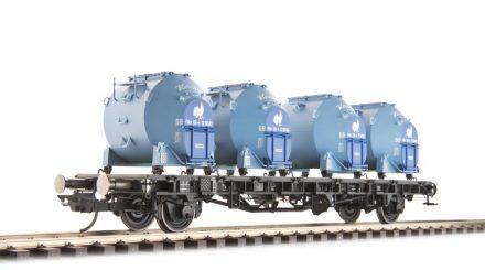 BTms 33 SNM Sondermodell für Abonnenten