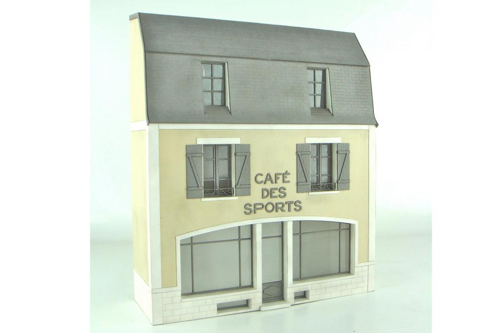 Minifer: Café des Sports