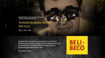 Homepage Beli Beco