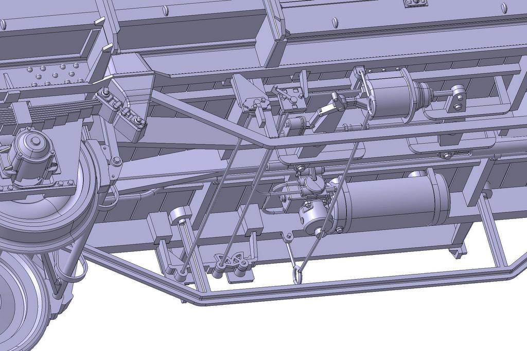 Omm55 Bremsanlage