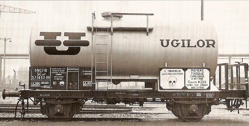 Vorbildfoto Ugilor Kesselwagen