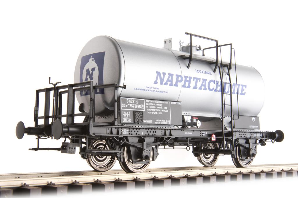 Kesselwagen Naphtachimie