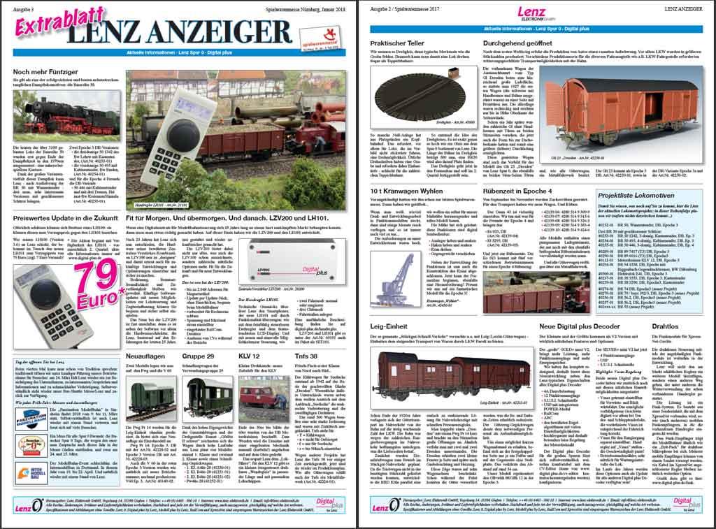 Lenz Anzeiger 2018