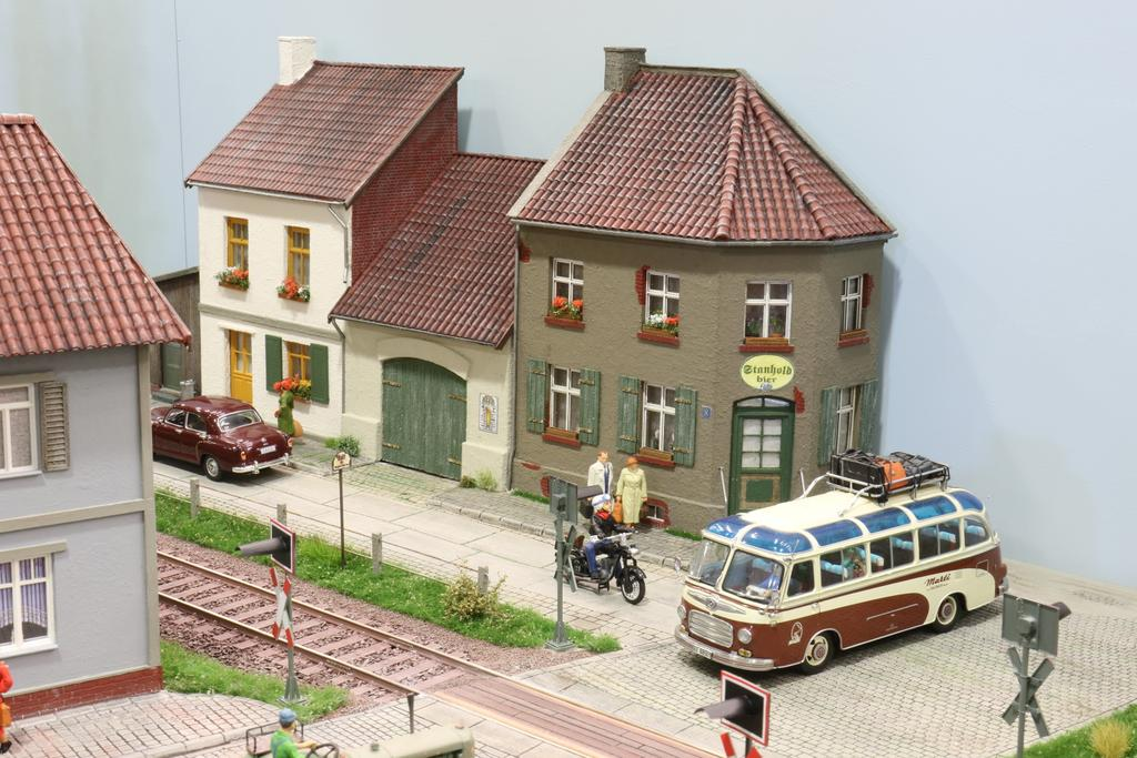 4. Osterholzer Modellbahntag am 13.1.2019
