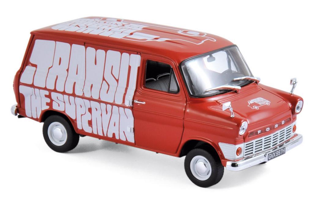 Ford Transit Van 1965