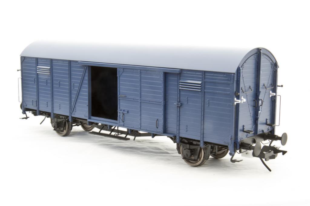 Geschlossener Güterwagen Glt 23