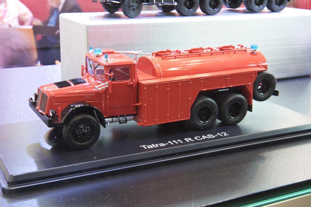 Herpa SSM Tatra Löschfahrzeug