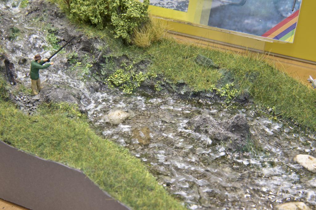 Noch Modellwasser