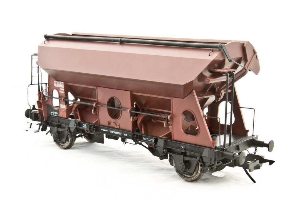Schwenkdachwagen Ktmm 65 / Td 928