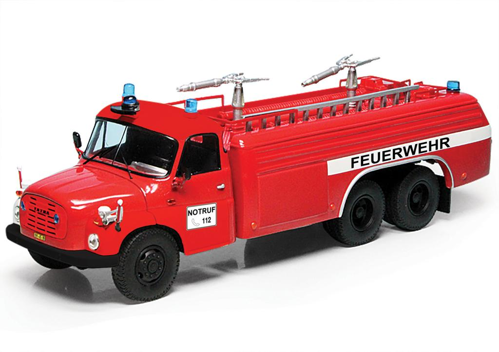 Tatra T138 Feuerwehr
