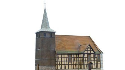 Kirche Pinnow von Stangel