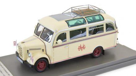 Borgward Bus der BVG