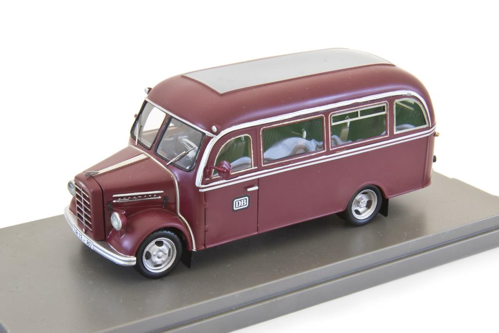Borgward B 1500 D Bus der DB