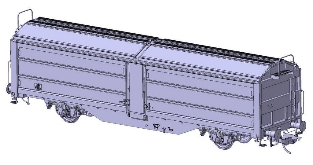 Tbis 870 mit aufgeschweißten Profilen