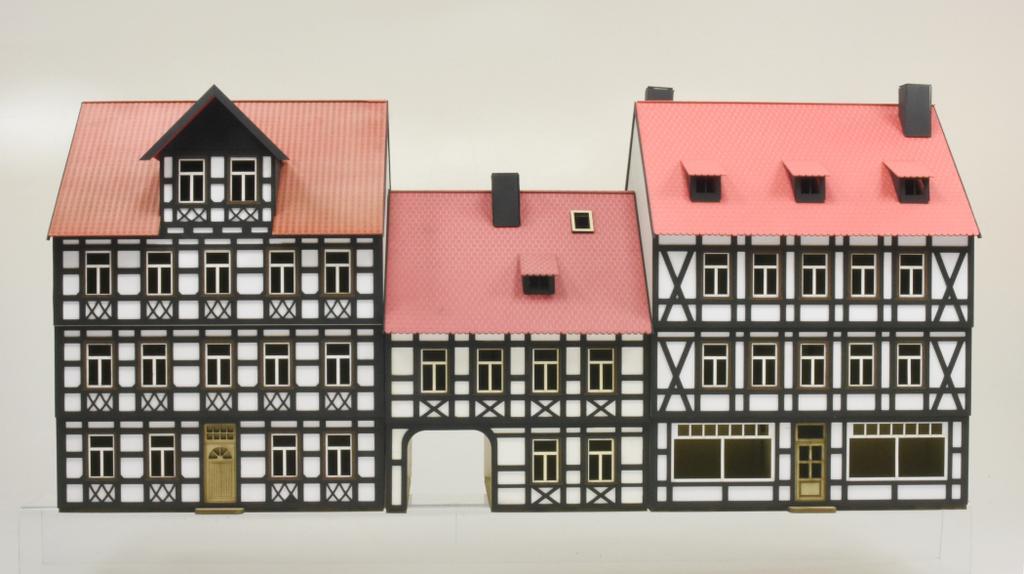 Harzer Stadthäuser