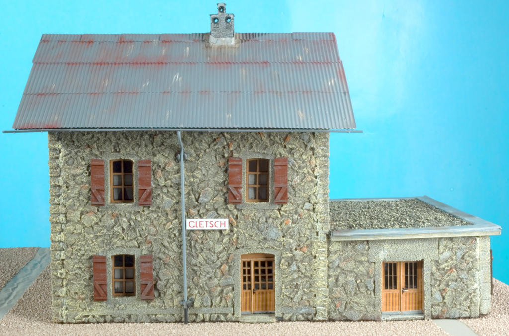 IMS Bahnhof Gletsch