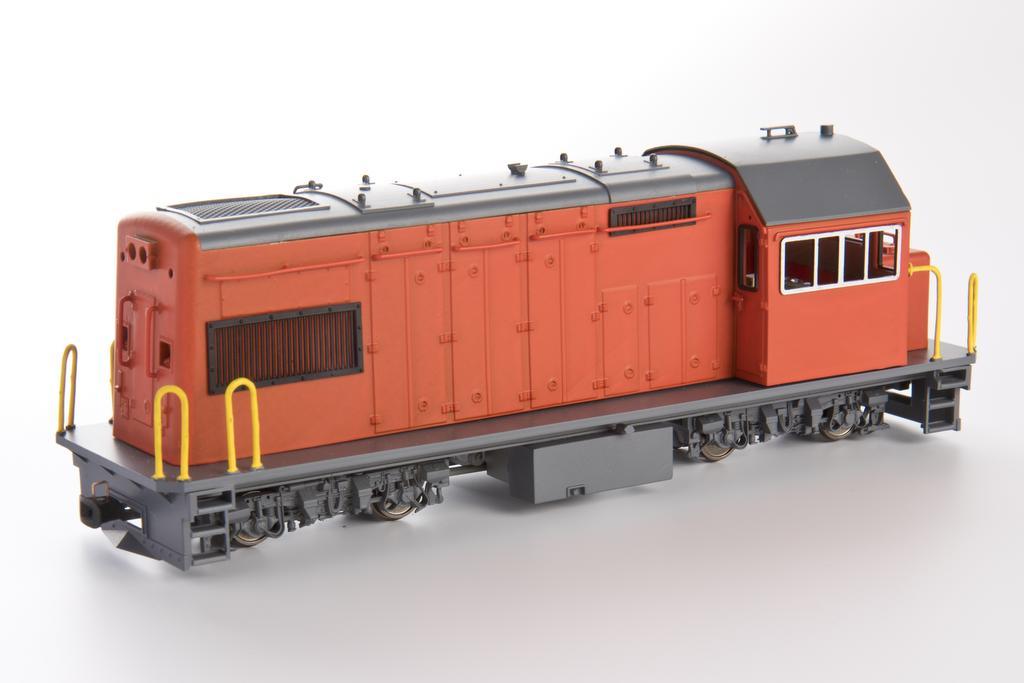 Schmalspur-Diesellok von General Electric