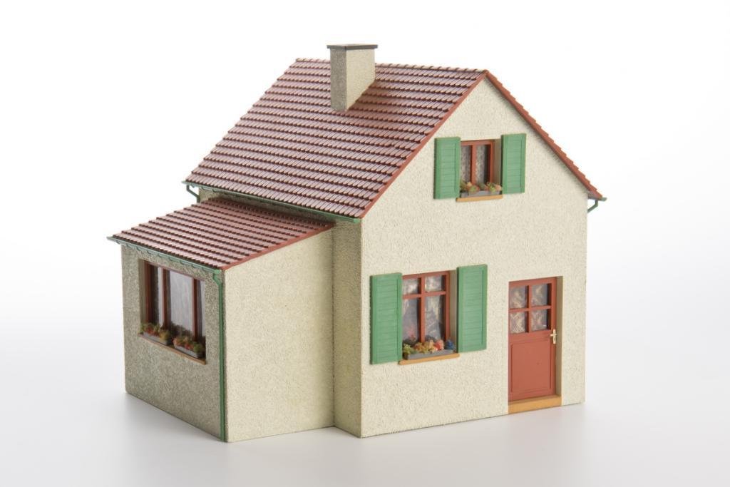 Siedlungshaus mit Anbau