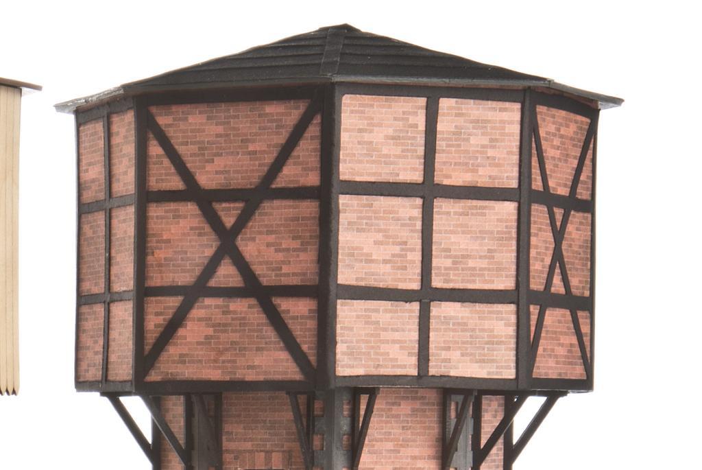 Zapf Wasserturm in Fachwerkbauweise