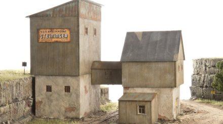 Steinwerk von Müllers Bruchbuden