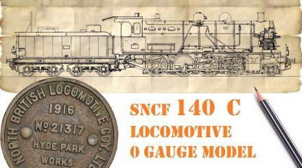Crowdfunding: SNCF Dampflok 140C