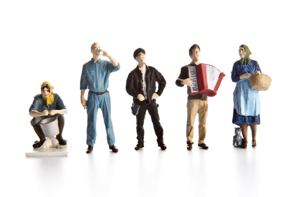 Hauser Figuren