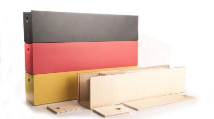 Wöhlte Loktransport Kisten gibt es in vielen Farben