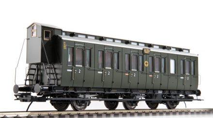 Preussischer Abteilwagen der DRG Epoche II
