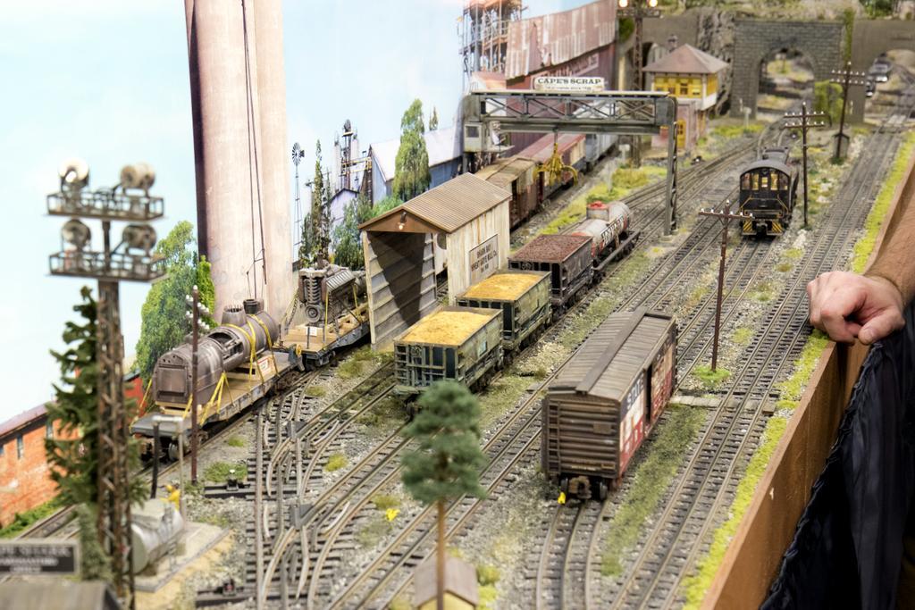 Shark Bay Railroad auf der IMA Köln