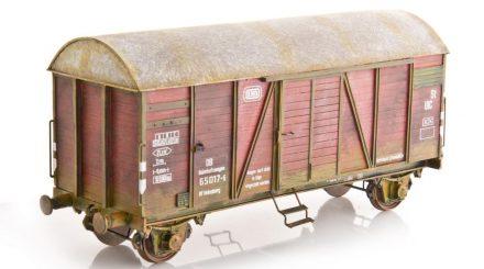 Hansen Bahnhofswagen