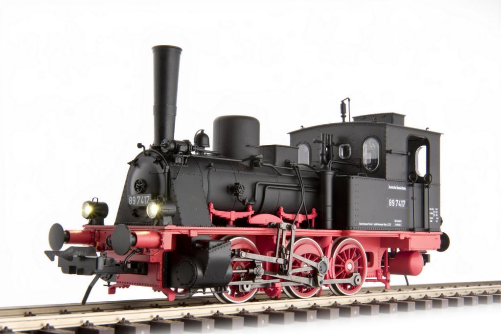 Preußische T3 - BR 89 von Lenz
