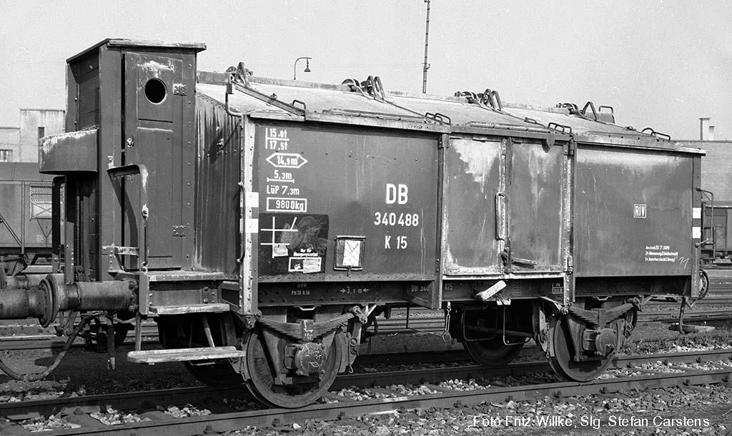 K15 Klappdeckelwagen