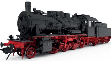 BR 56.2 von Lenz - Konstruktionszeichnung